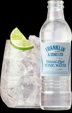 Tonic Water, Gin And Tonic, Cold Brew, Natural Light, Cheers, Brewing, Bottles, Drinks, Drinking
