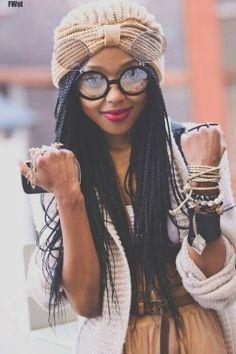 Black girl hippie. .flower children