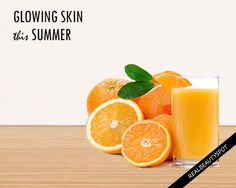 THE TOP 7 FOODS FOR GLOWING SKIN