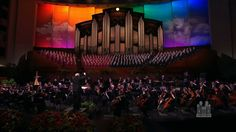 Over the Rainbow | Mormon Tabernacle Choir #showtunes #WizardofOz #Mormon