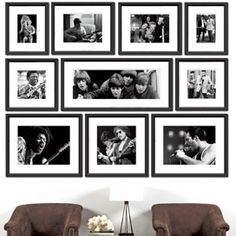 wall art with your own pics