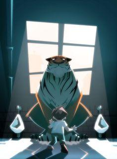 En ce lieu des tigres by ~Snakieball on deviantART