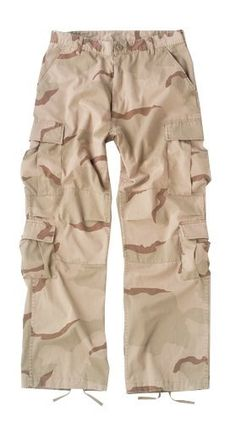 Tri-color Vintage Paratrooper Fatigues, Large by RothcoTake for me to see Tri-color Vintage Paratrooper Fatigues, Large R