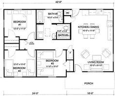 Superb Habitat House Plans