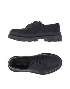 PRADA Laced shoes. #prada #shoes #laced shoes