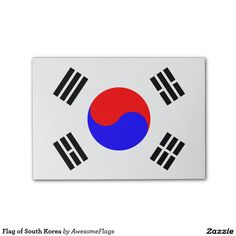 Flag of South Korea Post-it® Notes