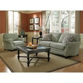 Found it at Wayfair - Montgomery Sofa and Chair Set