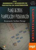 Planes de obras : planificación y programación