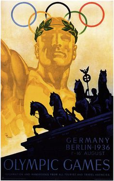 Joseph Goebbel's Games    1936.