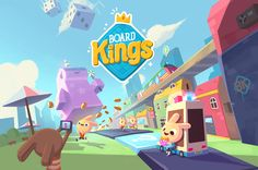 "다음 @Behance 프로젝트 확인: \u201c""Board Kings"" Concept Art\u201d https://www.behance.net/gallery/51203871/Board-Kings-Concept-Art"