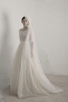 Cortana 2015 : modelo Matilda #vestidosdenovia #weddingdress #tendenciasdebodas