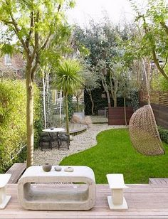 a life's style: great small yard round-up