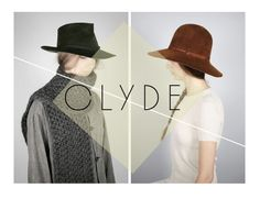 RAD...CLYDE HATS | the BREATHLESS