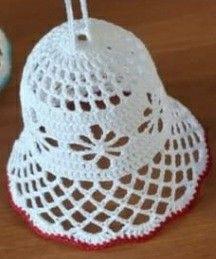 Crochet Art, Crochet Motif, Crochet Designs, Crochet Hooks, Crochet Socks Pattern, Crochet Basket Pattern, Crochet Christmas Decorations, Christmas Crochet Patterns, Homemade Christmas