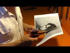 Parçalı ahşap resim yapımı. Tıransfer baskı yöntemi ile - YouTube Bookmarks, Polaroid Film, Facebook, Youtube, Wood, Diy, Woodwind Instrument, Bricolage, Marque Page