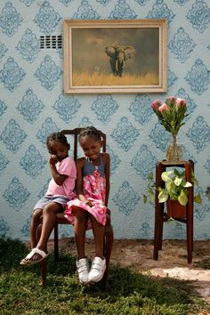 Street Portraits - A South African Family Album by Alexia Webster