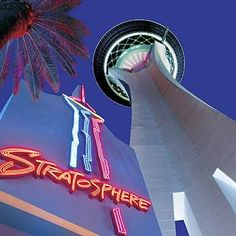 Your upcoming Las Vegas trip friend! You know the story--I never went into the Stratosphere lol