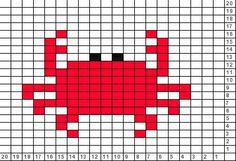 Tricksy Knitter Charts: crab