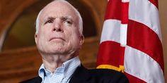McCain viziton Tiranën
