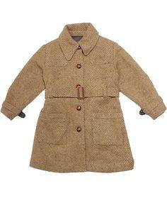 Gabin Tweed Coat