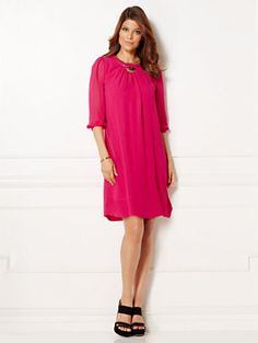 Shop Eva Mendes Collection - Sabrina Dress. Find your perfect size online at the best price at New York & Company.