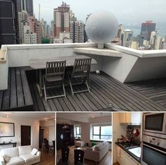 Homewise Realty added 4 new photos to the album: Penthouse on next to escalator — at CAINE ROAD, MID-LEVEL. HONG KONG. 1 min ·  http://www.hkrealty.com.hk/renting_details.php?id=517