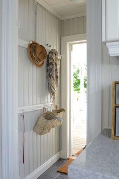 Peg rack for our entrance #hallway #entrance #farmhousestyle #farmhousedecor