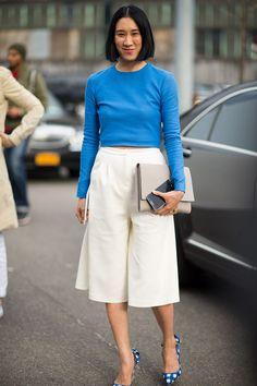 Eva Chen in Paris.