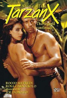Tarzan-X: Shame of Jane (1995) DVDRip 18+