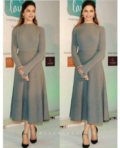 Deepika Padukone Western Outfits, Indian Outfits, Hijab Fashion, Fashion Outfits, Womens Fashion, Deepika Padukone Style, Kurta Designs, Indian Celebrities, Swag