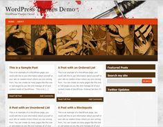 Free WordPress Templates: Awesome showcase of 50 itms for your own usage Best Free Wordpress Themes, Web Design, Wordpress Template, I Site, Templates, Canning, Gallery, Design Web, Stencils
