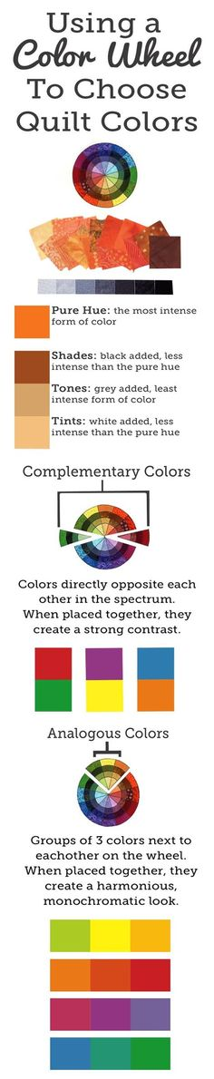 Understanding Colors and How They Impact Your Quilt Design | NQC