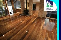 Shop an unmatched selection of commercial and residential HDF laminate wooden flooring at www.MarviInteriors.com