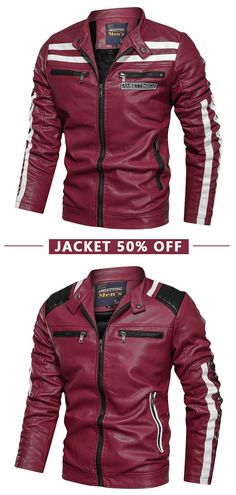 Mens Bomber Jacket Now OFF! Use promo code Shop now!Heres to my first morning to a better healthMind Body and Soul HBNaturals organic product 😊 Men's Leather Jacket, Bomber Jacket Men, Motorcycle Jacket, Wakeboarding, Men Tips, Code Promo, Big Men Fashion, Men Design, Men's Wardrobe