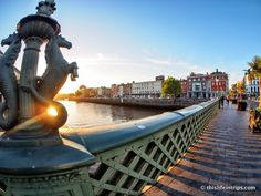 Looking for a fun way to cover Dublin by foot AND learn a thing or two? Check out Pat Liddy's Walking Tours. Better yet, check out this review. Read on.