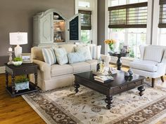 Get inspired by Traditional Living Room Design photo by Wayfair. Wayfair lets you find the designer products in the photo and get ideas from thousands of other Traditional Living Room Design photos. Living Room Photos, My Living Room, Living Room Decor, Living Area, Living Spaces, Cozy Living, Home Collections, Living Room Furniture, Furniture Decor