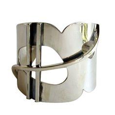 HENRY STEIG Studio Sterling Silver Bracelet Arm Bracelets, Antique Bracelets, Jewelry Bracelets, Bangles, Silver Jewelry, Fine Jewelry, Vintage Jewelry, Unique Jewelry, Chunky Jewelry