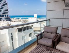 2 Bedroom Apartment in Tel Aviv City to rent from pw. With wheelchair access, balcony/terrace, air con, TV and DVD. 2 Bedroom Apartment, Tel Aviv, Free Wifi, Vacation Apartments, Balcony, Trip Advisor, Terrace, Sunshine, City