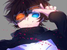 kekkai sensen anime | Tags: Anime, Deletesk, Kekkai Sensen, Leonardo Watch, Glow, Glasses ...