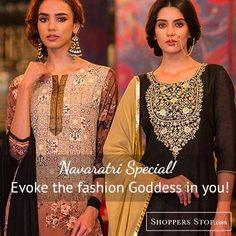 The best of festive fashion at Shoppers Stop!
