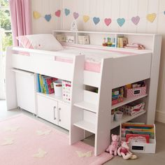 1000 Ideas About Cabin Beds On Pinterest Mid Sleeper