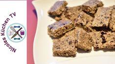 Müsliriegel mit Cranberries - Thermomix® - Rezept von Nicoles Küchen Tv Cranberries, Desserts, Food, Snack Recipes, Almonds, Dessert Ideas, Cake, Simple, Food Food