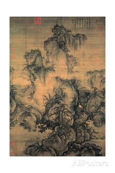 Early Spring Giclee Print by Guo XI at AllPosters.com