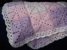 pretty baby girl blanket