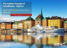 Christmas #AVSale for You on Sweden Packages Upto 47% Off #chritmas #offer #traveldeals #traveloffer