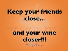 If you LOVE wine, LIKE our page! (Goal: 200,000 Likes.) www.facebook.com/VinePals  How our site works: 1. Drink wine.  2. Go to www.vinepals.com 3. Add, rate, follow, snoop others' cellars, and see how you rank on the leaderboard. It's FUN and FREE! Try it.