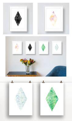 Inspirierende Wandbilder - Designposter für die eigenen vier Wände