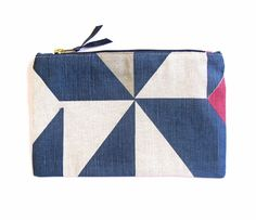 www.tamasyngambell.com Cosmetic Pouch, Screen Printing, Coin Purse, Navy Blue, Cosmetics, Tote Bag, Wallet, Red, Bags