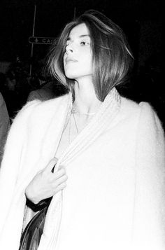 """Nastassja Kinski at the premiere of Tess in Munich, 1979  """