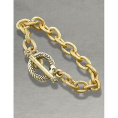 Toggle Bracelet - 7.5